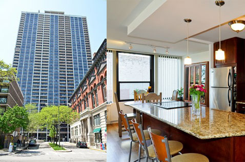 1560 north sandburg james house condos for sale or rent chicago il