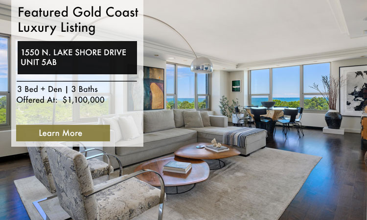 Chicago Luxury Condos Gold Coast