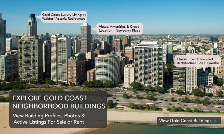 Gold Coast Condos Chicago